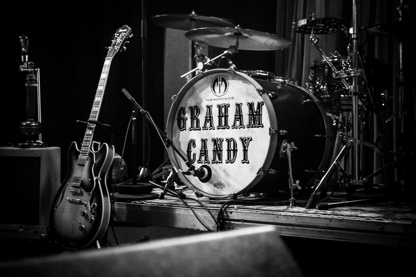 Graham Candy Live Berlin 2015