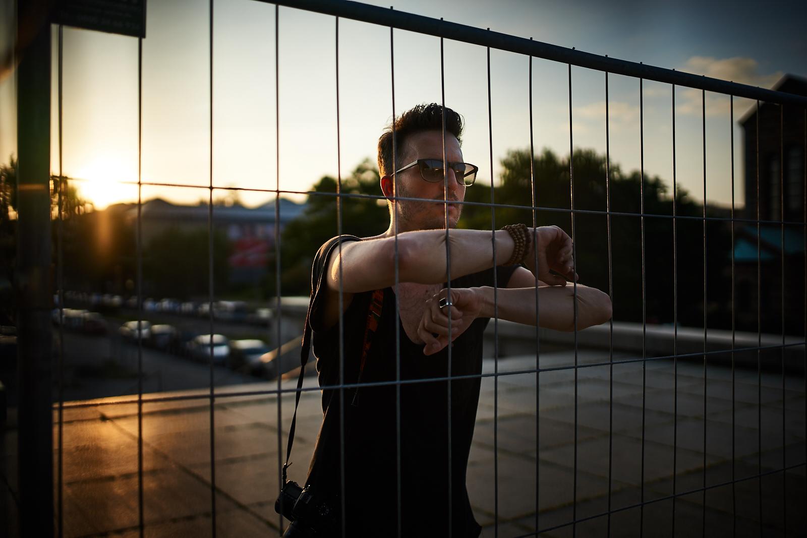 Shooting Pippo - Berlin Sunset