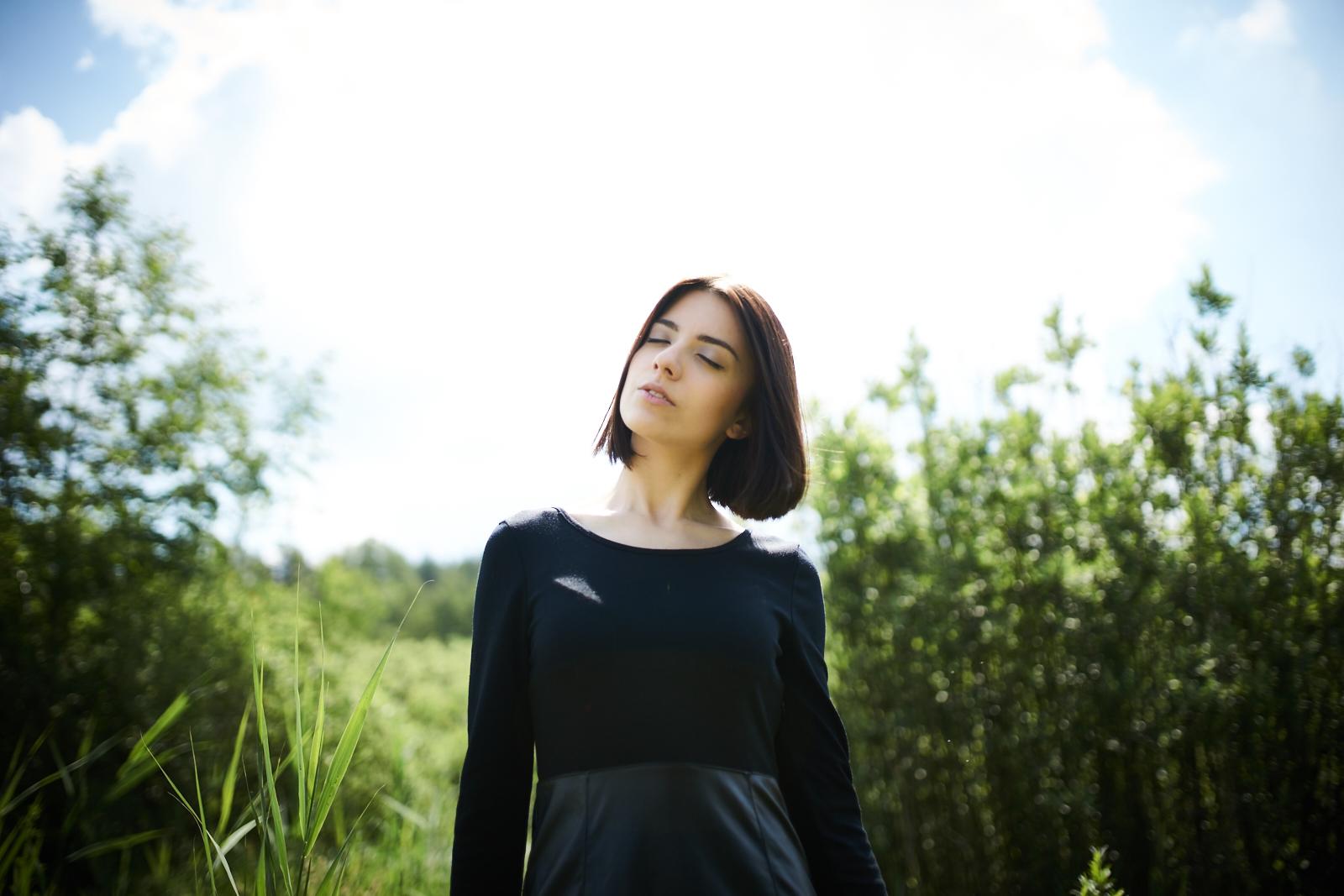 Alisa - Portraitshooting in Berlin