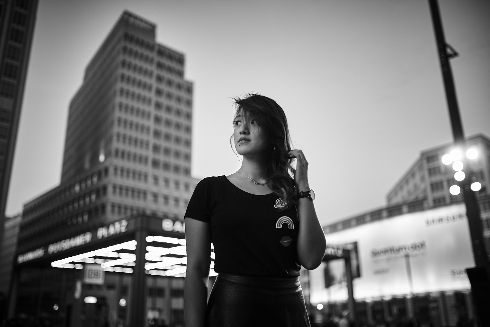 Portraitshooting Hong - Berlin  - mpassin